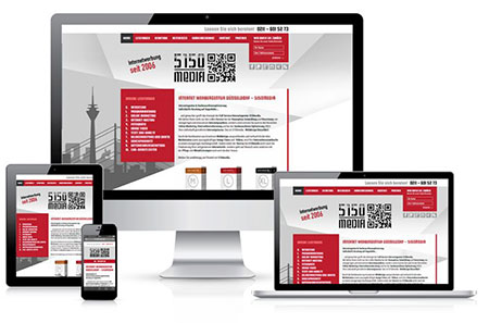 Webdesign Düsseldorf - 5150media®